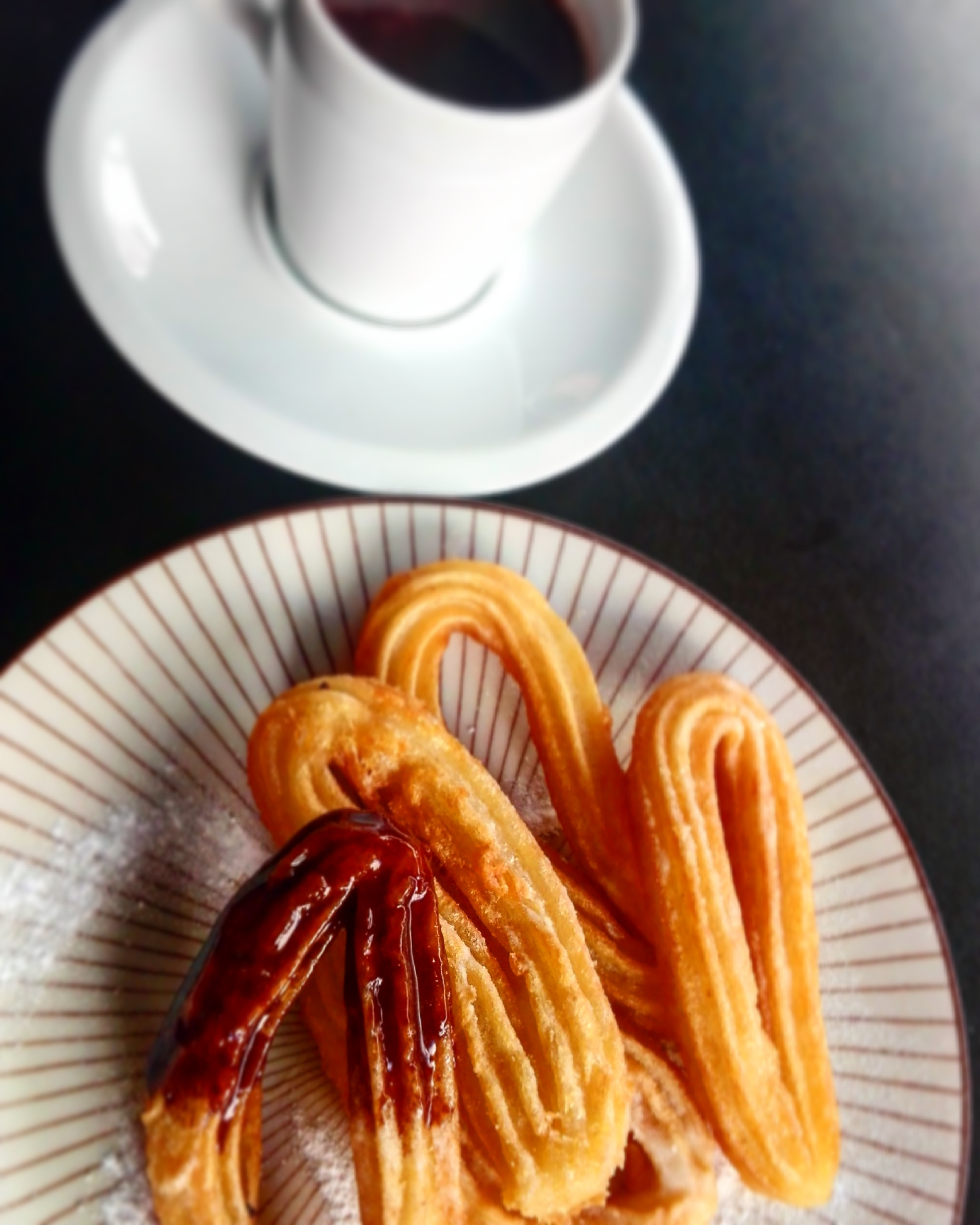 CHURROS AL FORNO